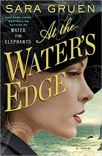 At the Water's Edge Cover