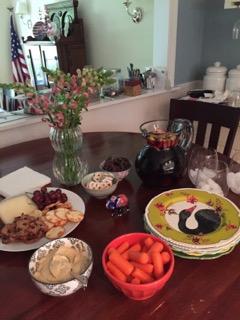 Sangria feast